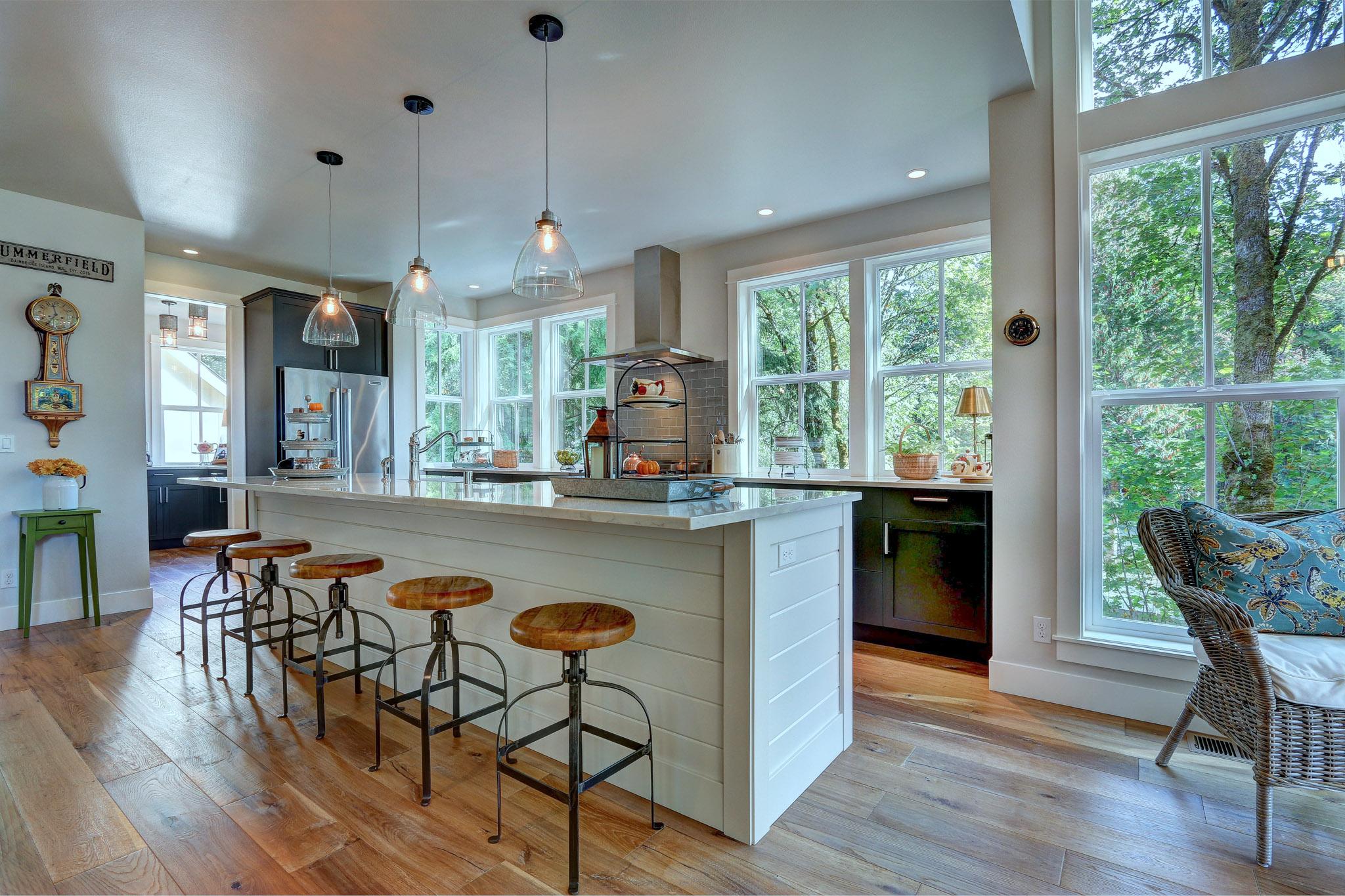 Kitchen Design Bainbridge Island -